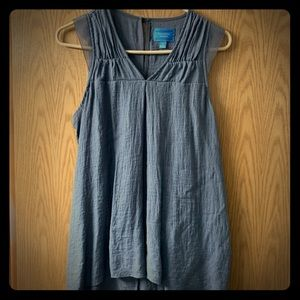 SimplyVera Vera Wang Sleeveless Blouse